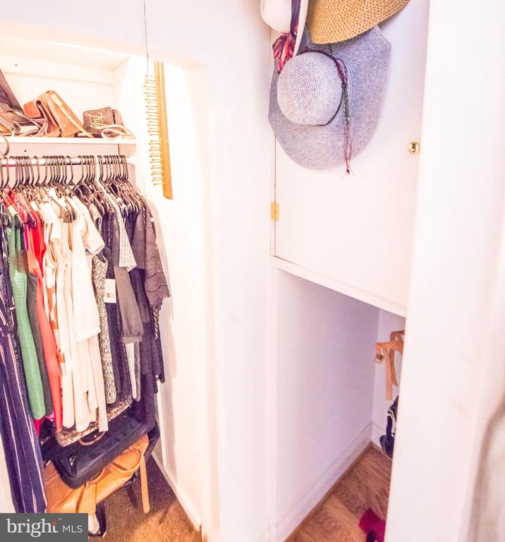 Closet - 115 2ND ST NE #16, WASHINGTON