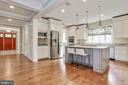kitchen for renewed interest in cooking and baking - 3401 N KENSINGTON ST, ARLINGTON