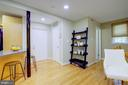Living Room - 3740 39TH ST NW #B152, WASHINGTON