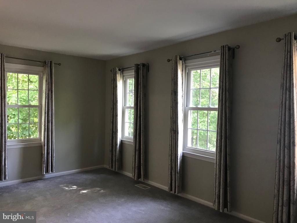 master bedroom - 4 windows - 11908 BARGATE CT, ROCKVILLE