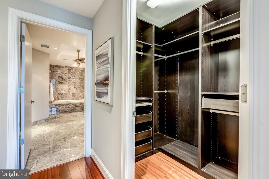 Master Bedroom Closet 1 - 1881 N NASH ST #1803, ARLINGTON