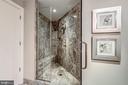 Master Bathroom Shower - 1881 N NASH ST #1803, ARLINGTON