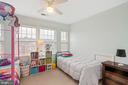 1 of 2 top level bedrooms - 13011 PARK CRESCENT CIR, HERNDON