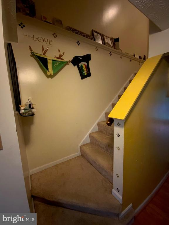 Stairs To Upper Level - 14118 BUCK HILL CT, BURTONSVILLE