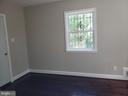 Main level 2rd Office/Bedroom - 1601 WOODHILL CT, LANDOVER