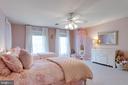 Bedroom #2. - 2796 MARSHALL LAKE DR, OAKTON