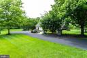 Driveway has room for extra parking. - 2796 MARSHALL LAKE DR, OAKTON