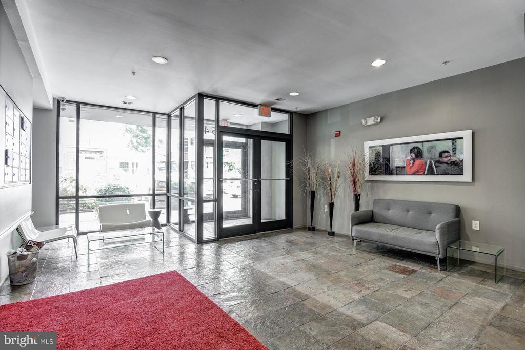 Lobby - 1454 BELMONT ST NW #15, WASHINGTON