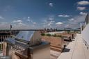 Rooftop grilling stations w/ private seating areas - 1111 24TH ST NW #42, WASHINGTON