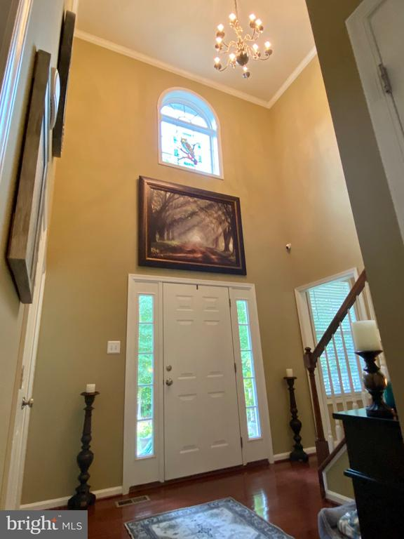 Vaulted ceilings - 3545 GROUSE POINTE DR, STAFFORD