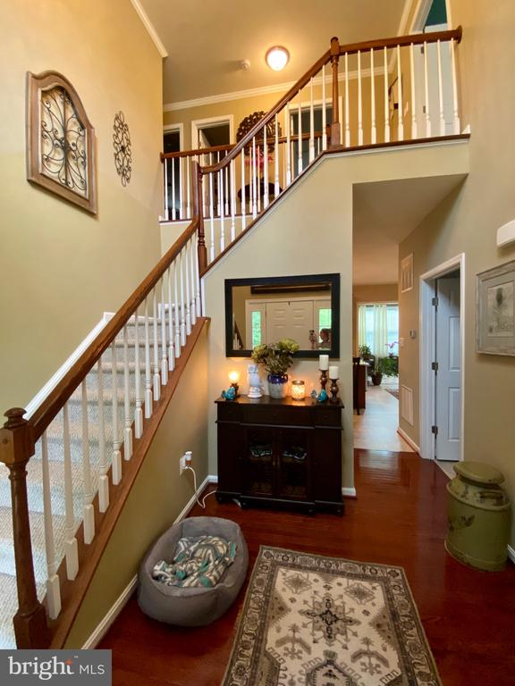 Foyer - 3545 GROUSE POINTE DR, STAFFORD