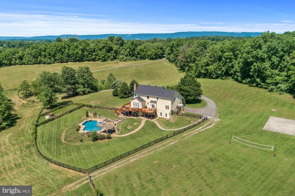 Aerial - 20634 ST LOUIS RD, PURCELLVILLE