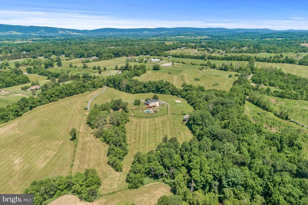 2 separate tax parcels - just under 30 acres - 20634 ST LOUIS RD, PURCELLVILLE
