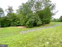 Views from the yard that could be yours - 3545 GROUSE POINTE DR, STAFFORD