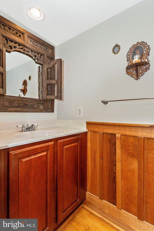 Check out that Mirror! - 7807 ROCKY RIDGE RD, THURMONT