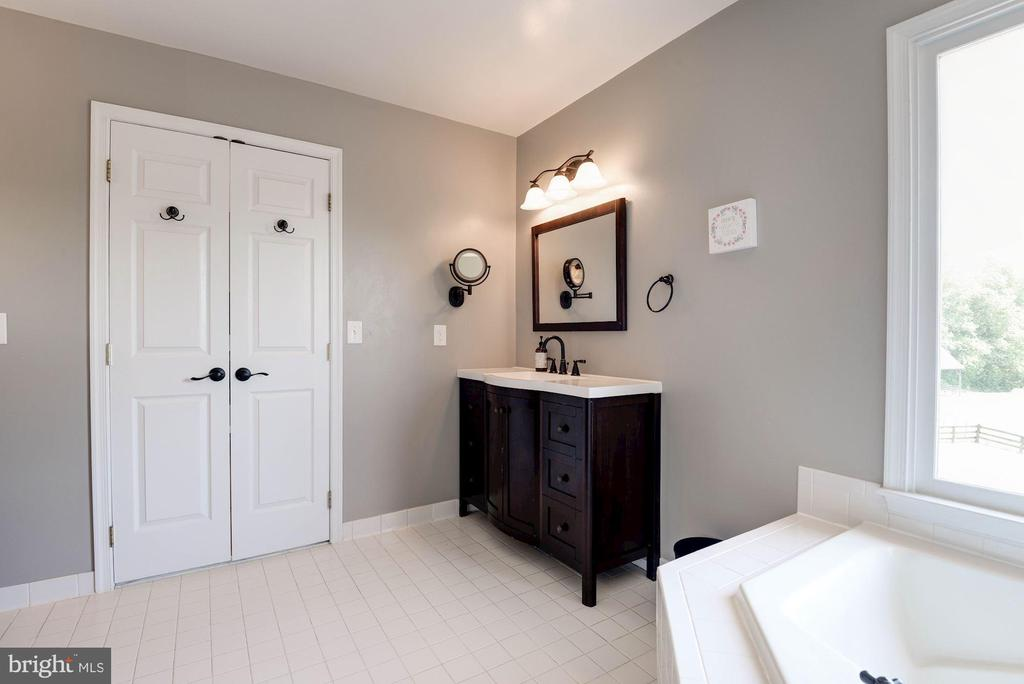 Master bathroom - 20634 ST LOUIS RD, PURCELLVILLE