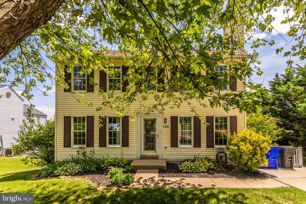 Lovely Colonial in Orchard Hills - 105 REDHAVEN CT, THURMONT