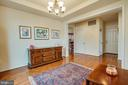 Lovely Tray Ceiling - 1025 SCARLET LN, CULPEPER
