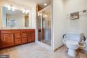 Master Bathroom - 1025 SCARLET LN, CULPEPER