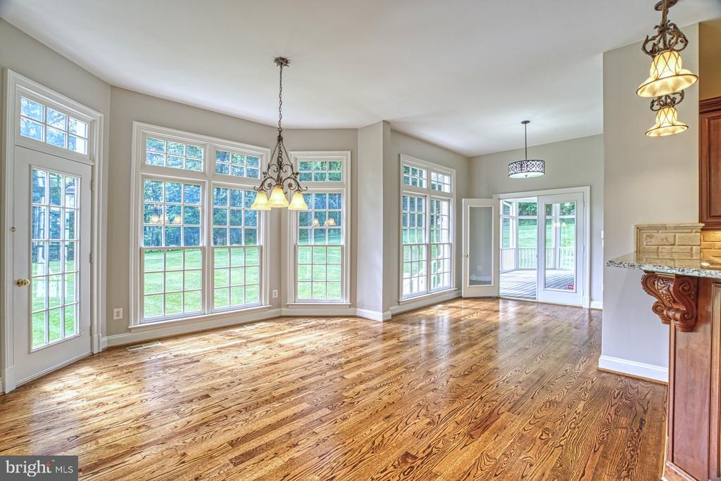 Breakfast Room - 41011 ALYSHEBA DR, LEESBURG