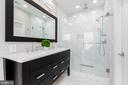 Master bathroom - 1526 16TH CT N, ARLINGTON