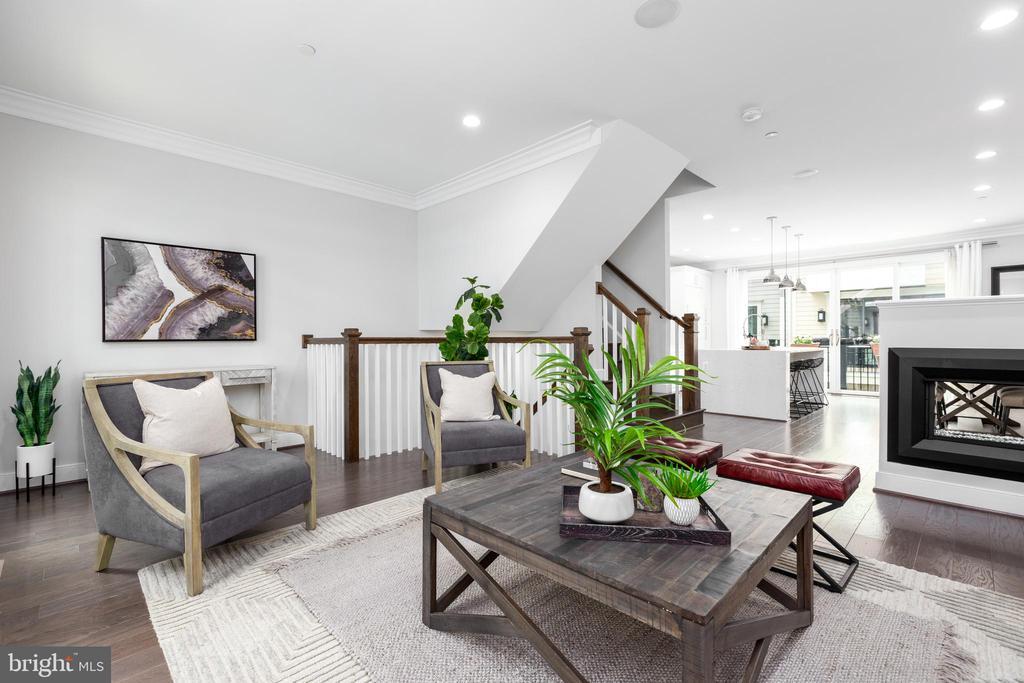 Living Room - 1526 16TH CT N, ARLINGTON