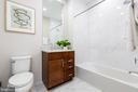Ensuite bathroom for 3rd bedroom - 1526 16TH CT N, ARLINGTON