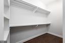 One of two master closets - 1526 16TH CT N, ARLINGTON