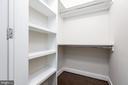Lower level storage - 1526 16TH CT N, ARLINGTON