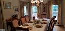 Formal Dining Room - 100 EMPRESS ALEXANDRA PL, FREDERICKSBURG