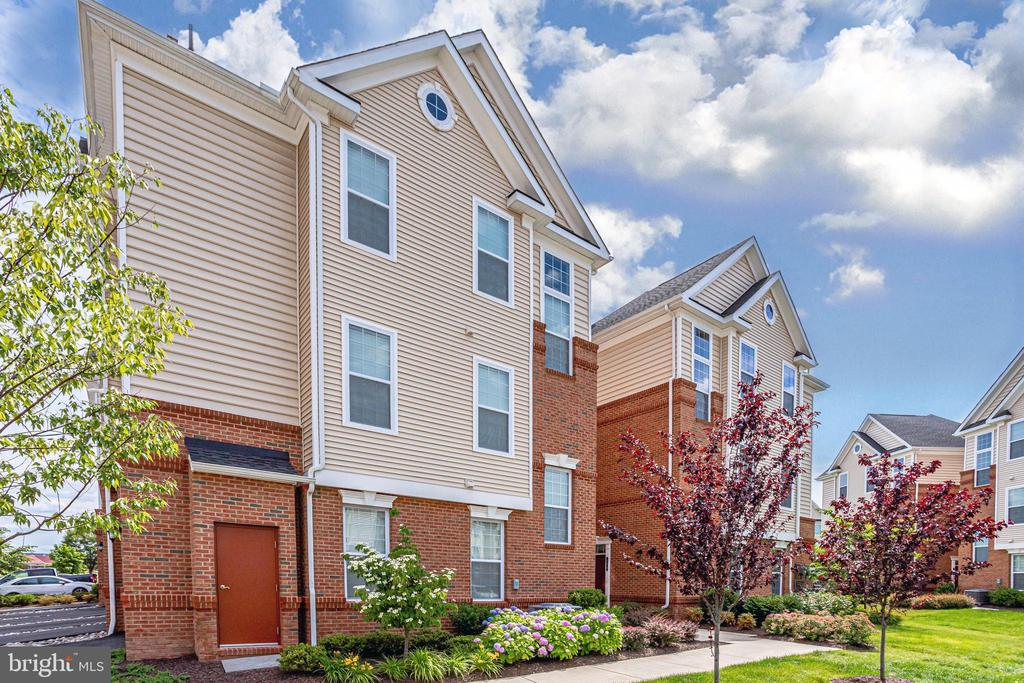 Worthington Model at Ridges at Loudoun Valley - 23297 SOUTHDOWN MANOR TER #116, ASHBURN