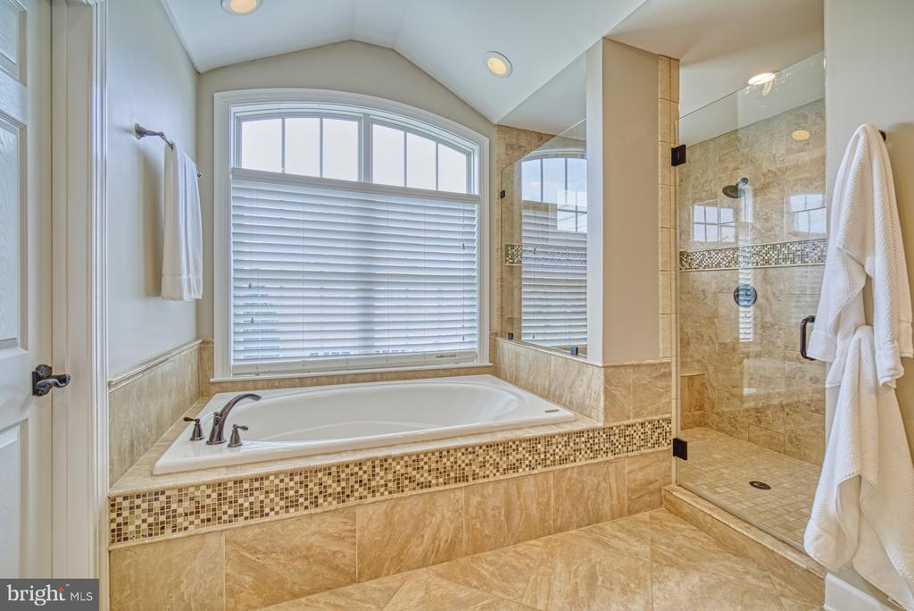 Master Bath - 43531 BUTLER PL, LEESBURG