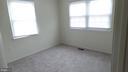 Bedroom New Carpet & Window Panes - 7615 INGRID PL, LANDOVER