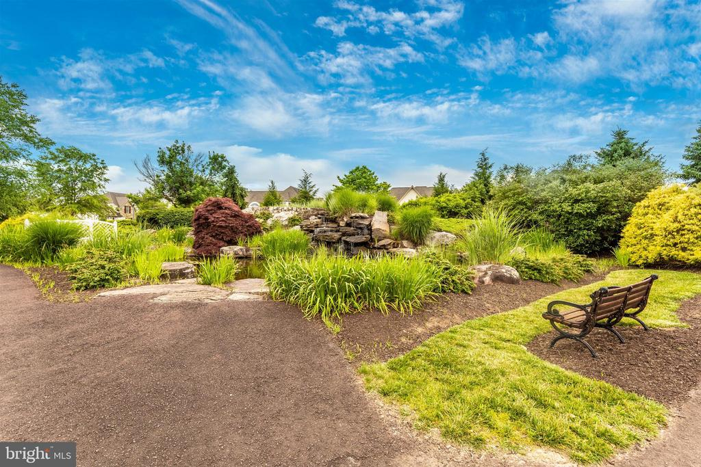 Community gardens and walking trails. - 2689 MONOCACY FORD RD, FREDERICK