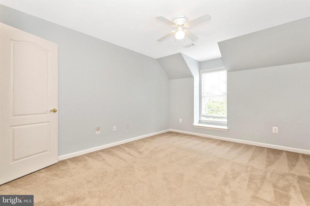 Upper level - bedroom two. - 2689 MONOCACY FORD RD, FREDERICK