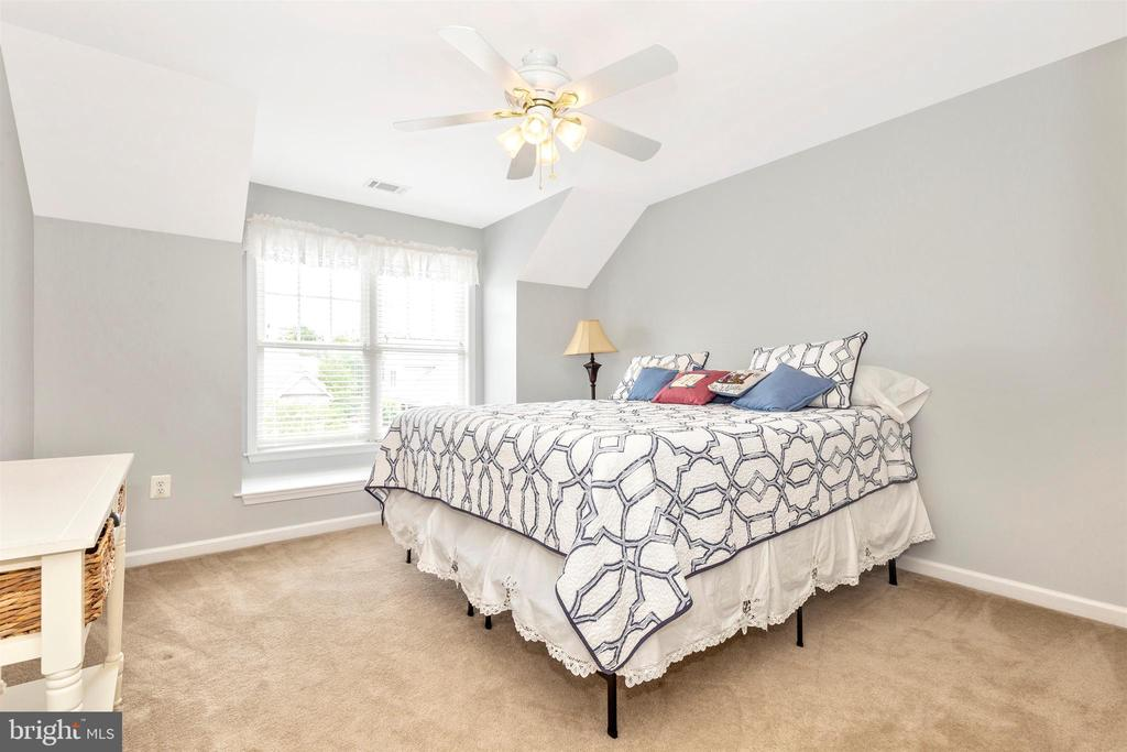 Upper level - bedroom three. - 2689 MONOCACY FORD RD, FREDERICK