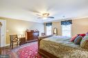 Master Bedroom - 8105 WATERFORD DR, SPOTSYLVANIA