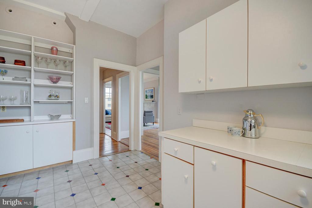 Large Kitchen - 2853 ONTARIO RD NW #205, WASHINGTON