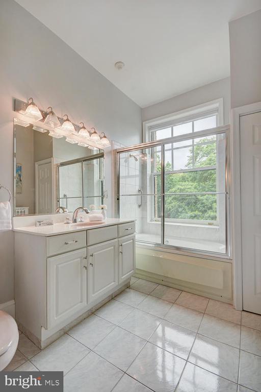 Second (Hall) Bathroom - 2853 ONTARIO RD NW #205, WASHINGTON