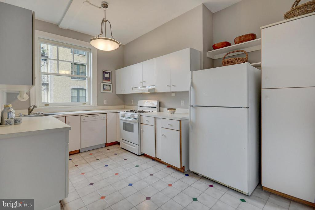 Offers AMPLE cabinets, counters and pantry - 2853 ONTARIO RD NW #205, WASHINGTON