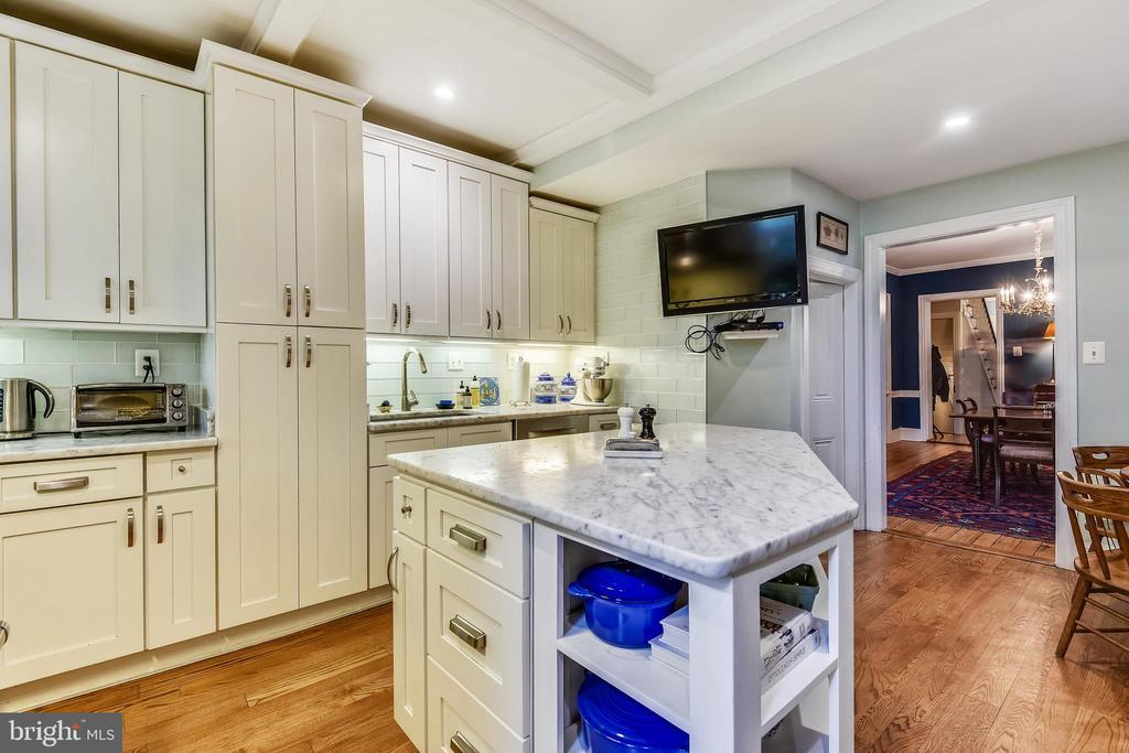 Kitchen - 206 N ROYAL ST, ALEXANDRIA