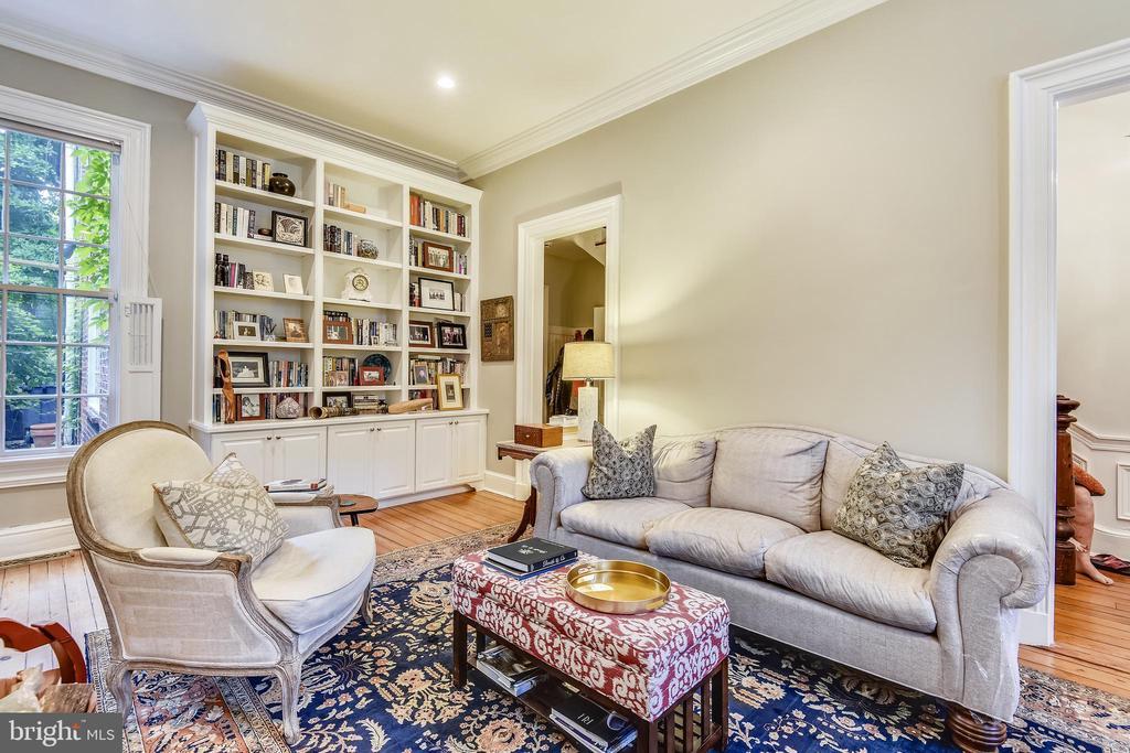 Living Room - 206 N ROYAL ST, ALEXANDRIA