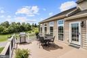 Deck | Stunning Views - 11000 COUNTRY CLUB RD, NEW MARKET