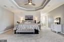 Master Suite - 11000 COUNTRY CLUB RD, NEW MARKET