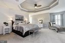 Stunning Master Suite - 11000 COUNTRY CLUB RD, NEW MARKET