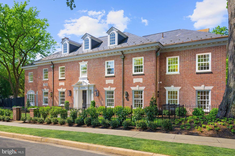 Single Family Homes per Vendita alle ore Washington, Distretto Di Columbia 20008 Stati Uniti