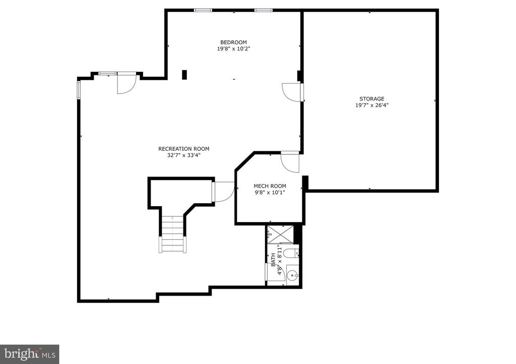 Floor Plan - 11000 COUNTRY CLUB RD, NEW MARKET