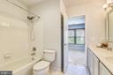 Jack & Jill Bathroom - 18503 PELICANS NEST WAY, LEESBURG