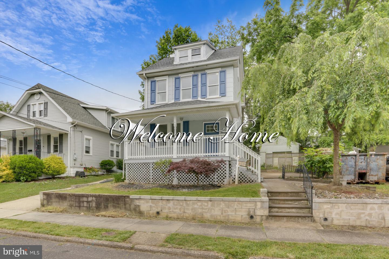 Single Family Homes για την Πώληση στο Barrington, Νιου Τζερσεϋ 08007 Ηνωμένες Πολιτείες