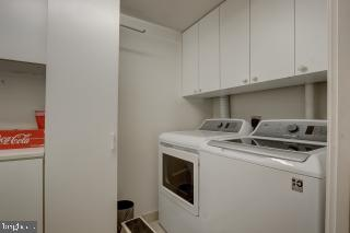 Laundry Room,  Storage,  Freezer - 5809 NICHOLSON LN #409, NORTH BETHESDA